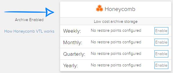 Honeycomb VTL 2
