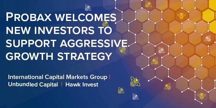 Probax announces new investors
