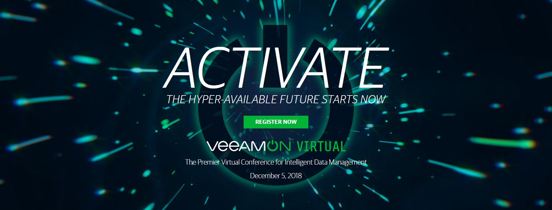 VeeamON-Virtual